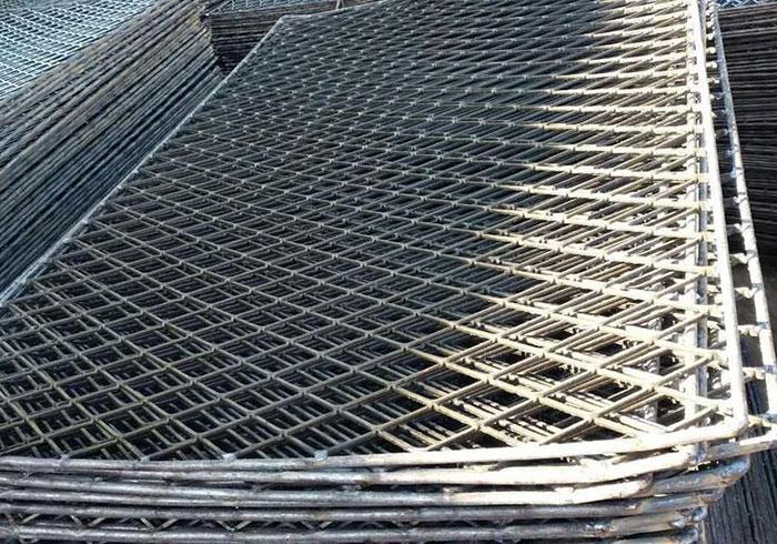 重型钢板网片