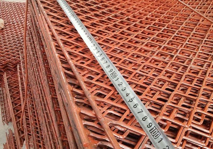 菱形钢笆网片